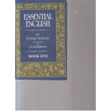 Essential English for Foreign Students . Book one.